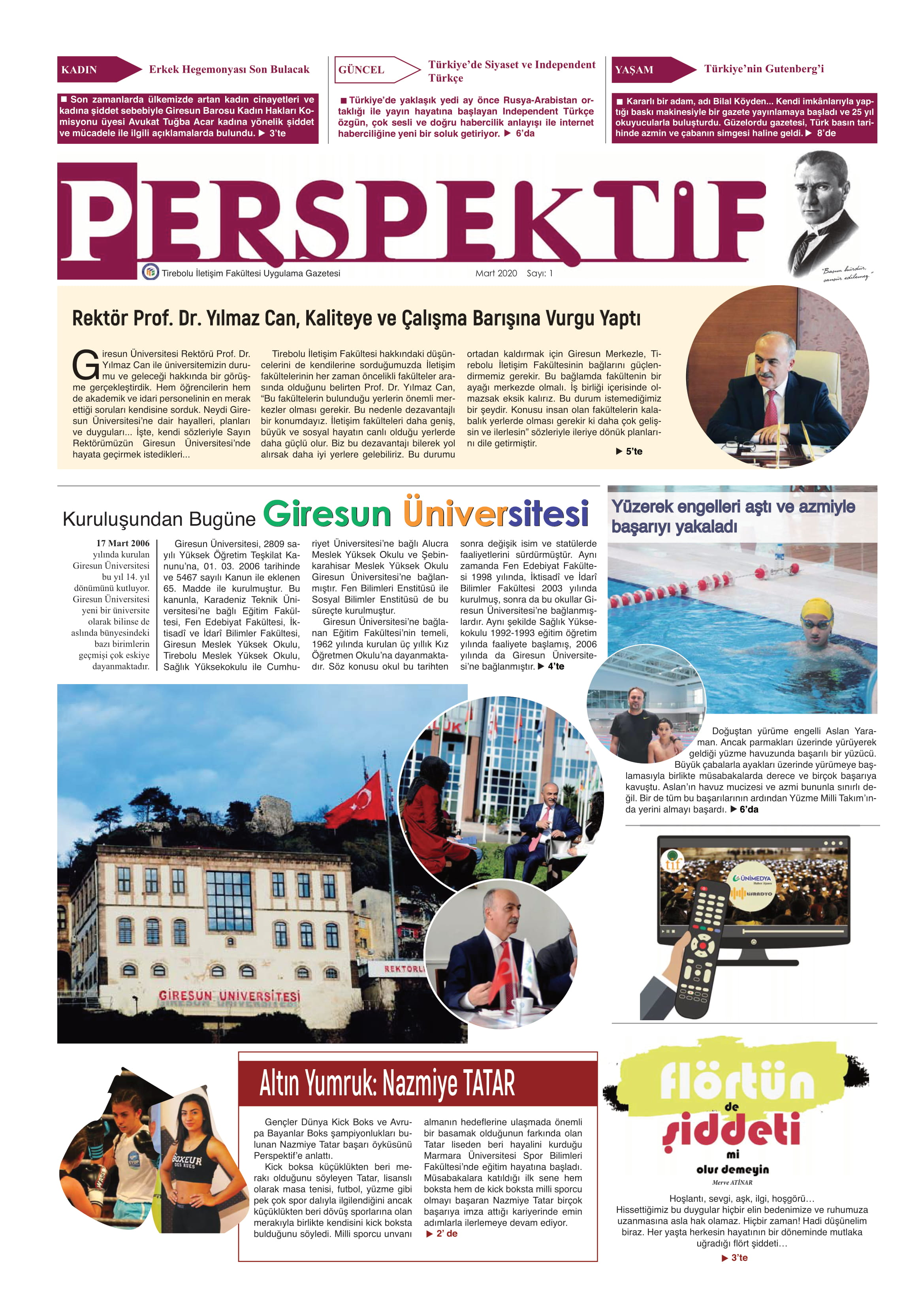 Perspektif Gazete PDF-1